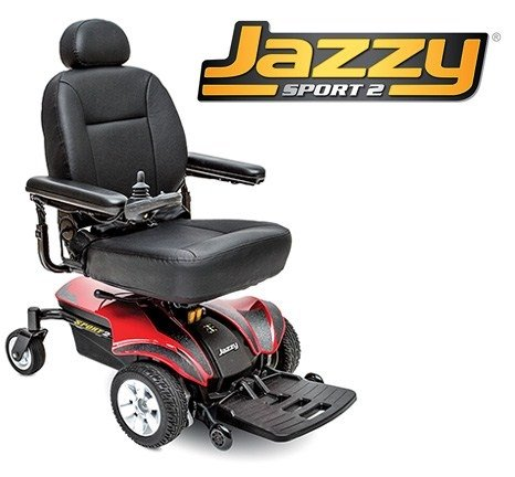 Jazzy Sport 2 Electric Wheelchair