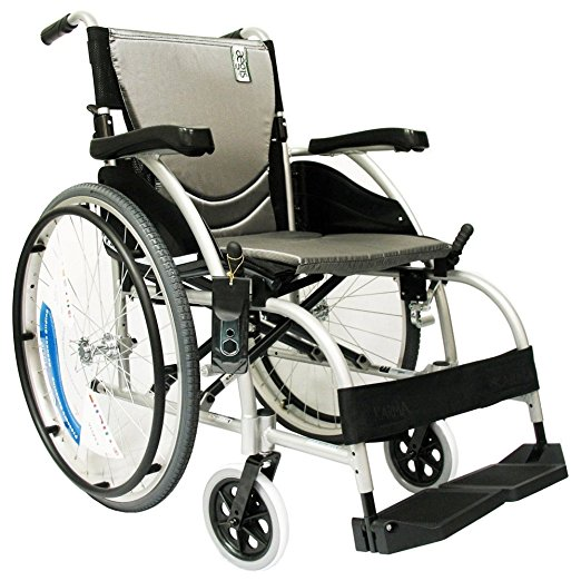 Karmanm Healthcare Lightweight Wheelchair Reviews