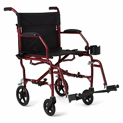 Medline ultra light Wheelchair Revies