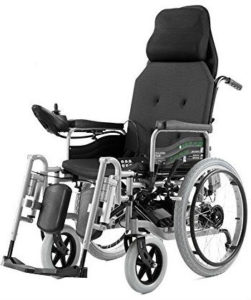 BEIZ Folding Power Wheelchair