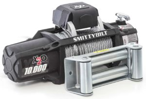 Smittybilt (97510) X2O Waterproof Winch - 10000 lb. Load Capacity