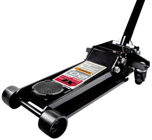 Arcan XL20 Black Low Profile Steel Service Jack