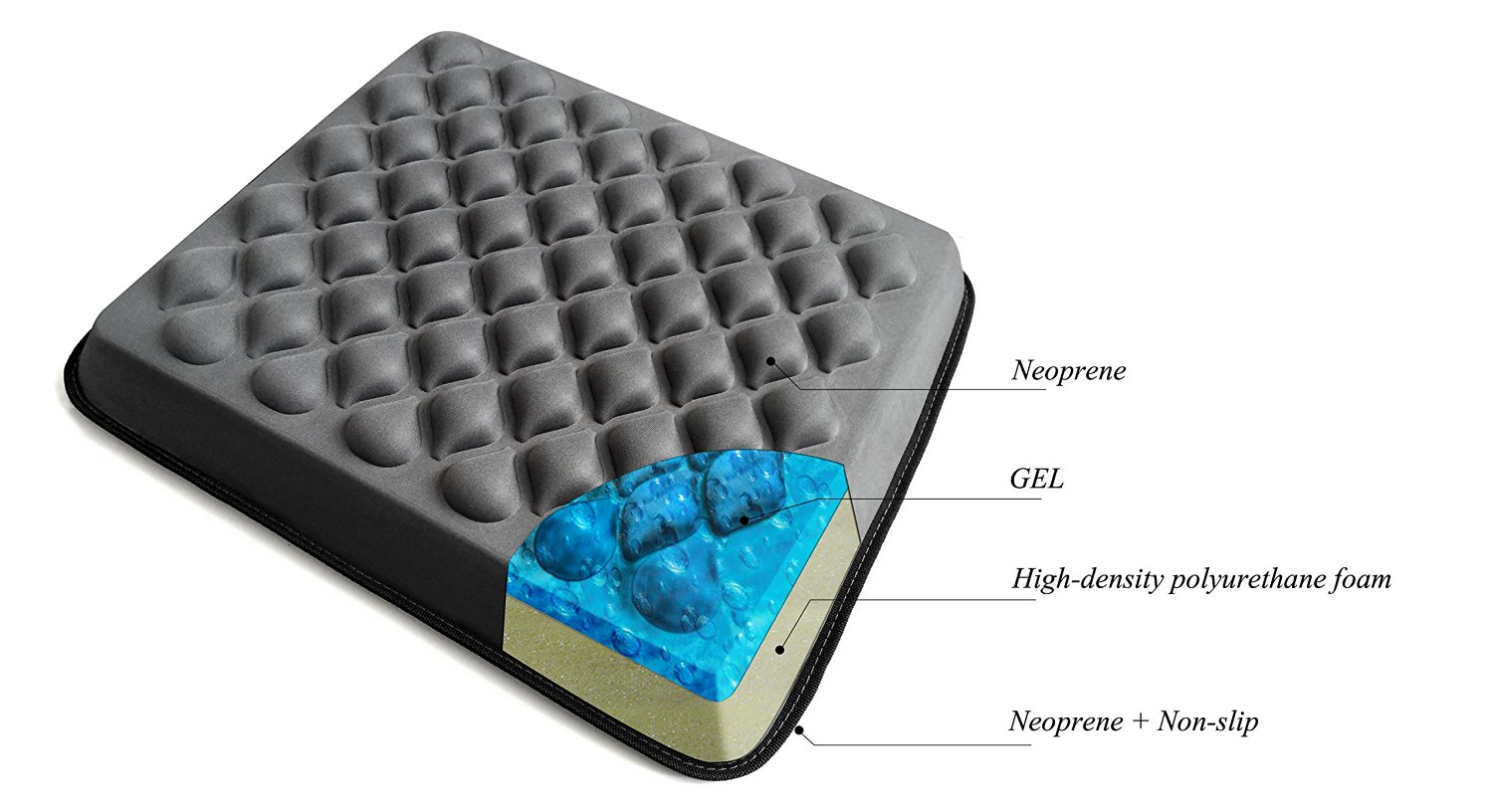 top wheelchair cushion