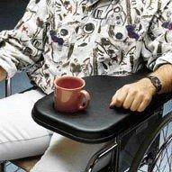 best half away wheelchair trays