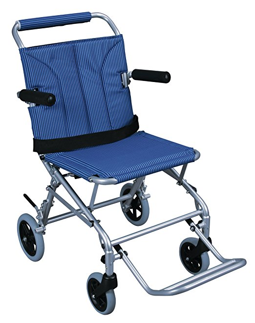 foldable drive medical wheelchair
