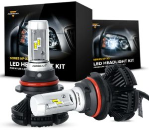 Auxbeam Extremely Bright Led Headlights 9007 HB5 NF-X3 Series