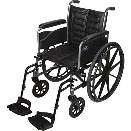 """Invacare TREX20RFP/ T93HCP Tracer EX2, 20""""W Seat, Full"""